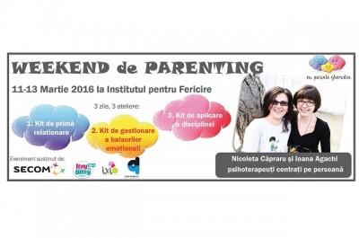 weekend de parenting