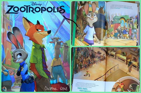 zootropolis povestea
