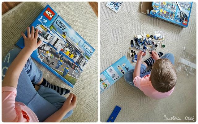 colaj Lego City