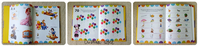 colaj carte mickey