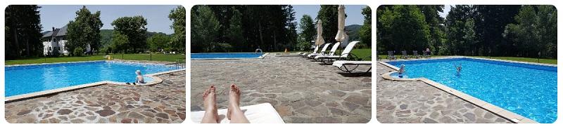 piscina conac