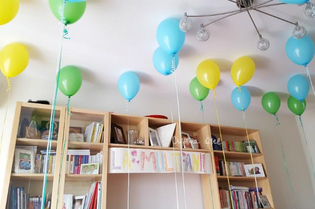 petrecere si baloane
