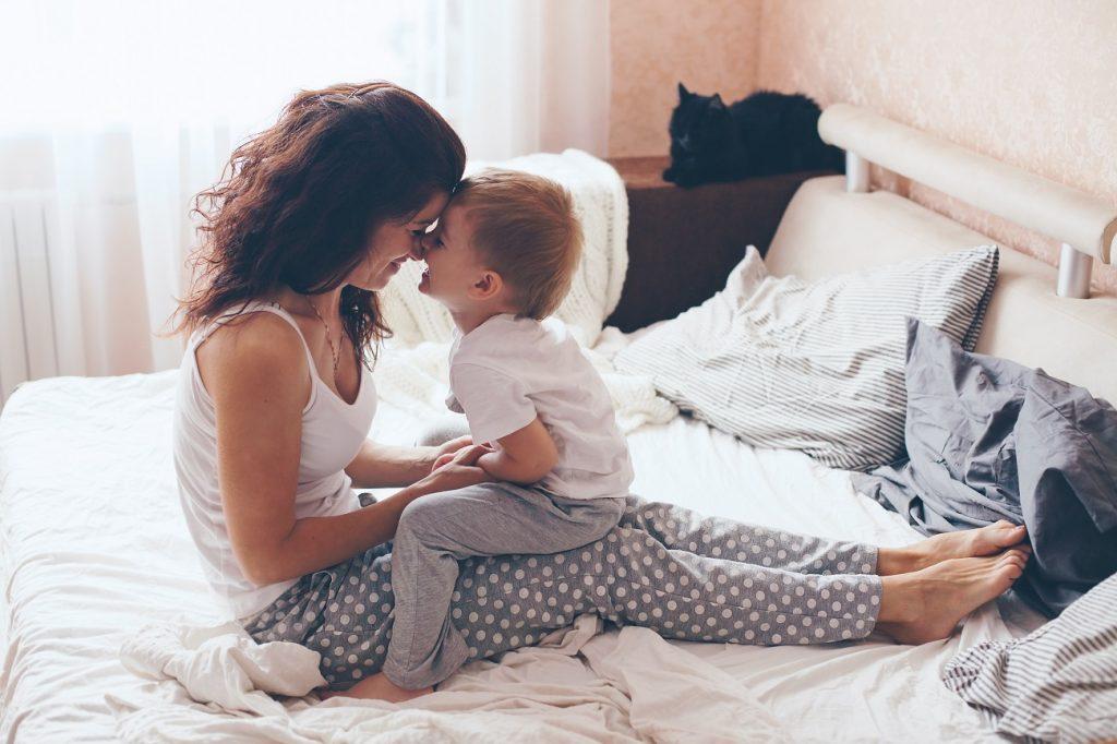 momente pe care o mamă nu le uită, primul copil