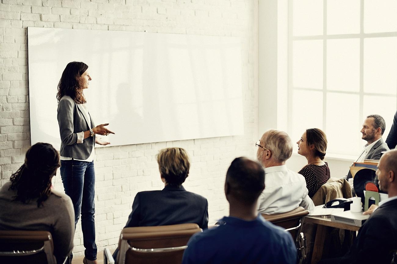 calitățile unui trainer, ce faci după un curs