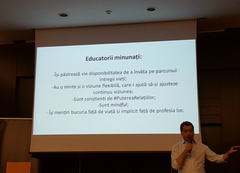 educatori minunați