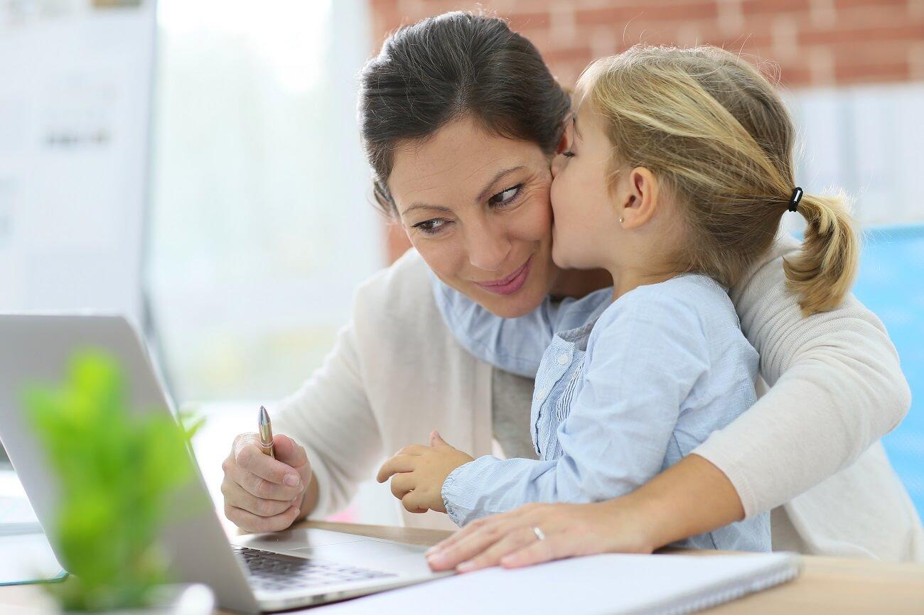 mamă antreprenor, mama și cariera