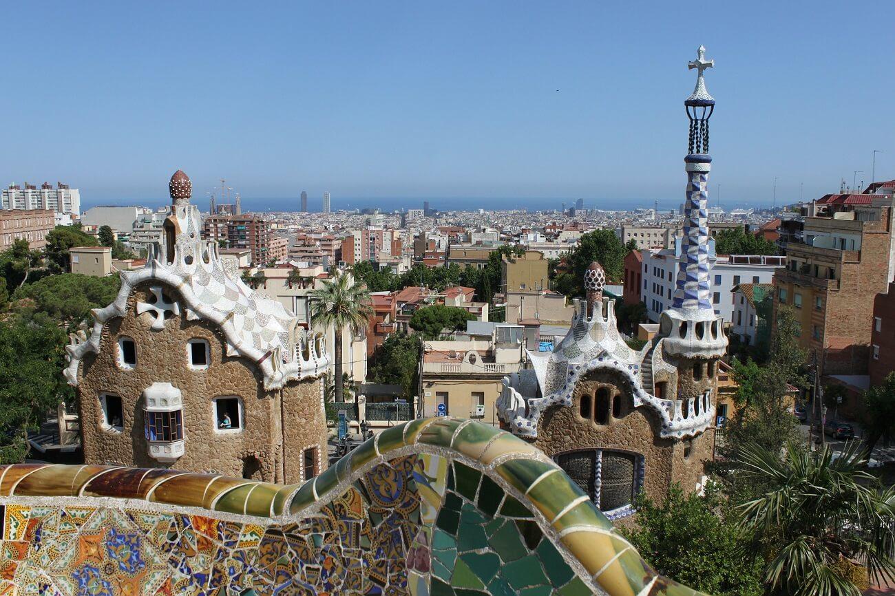 Barcelona cu copiii