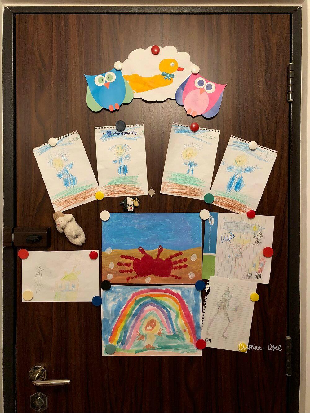 operele de artă ale copiilor