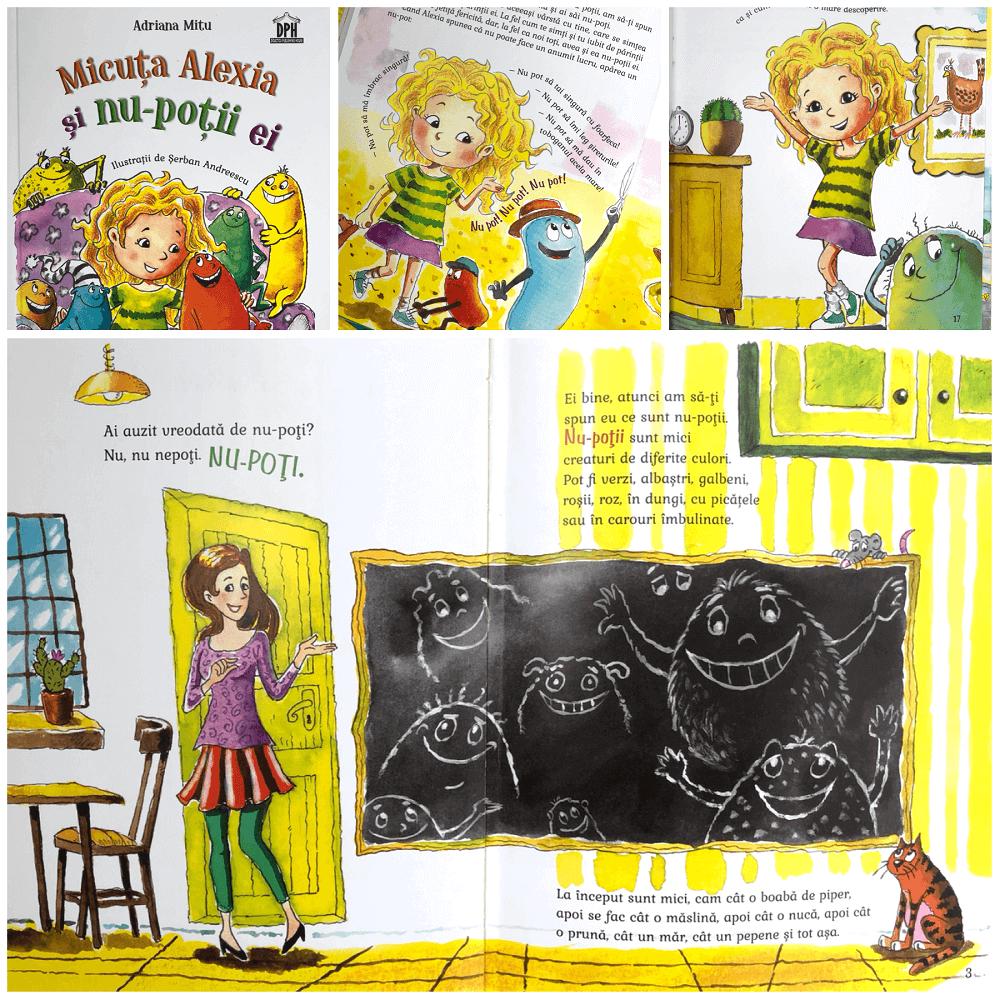cărți pentru copiii de 3 ani