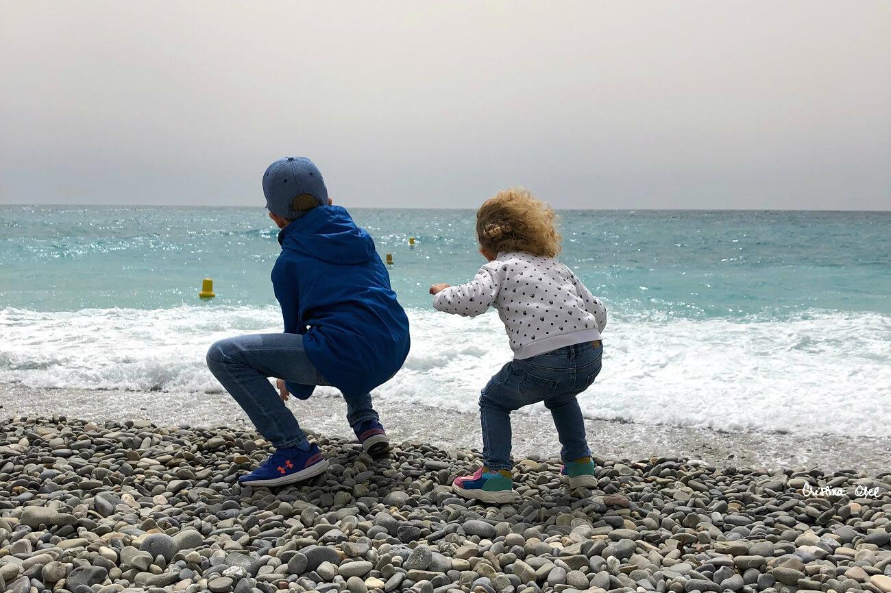 concediu cu copiii pe coasta de azur