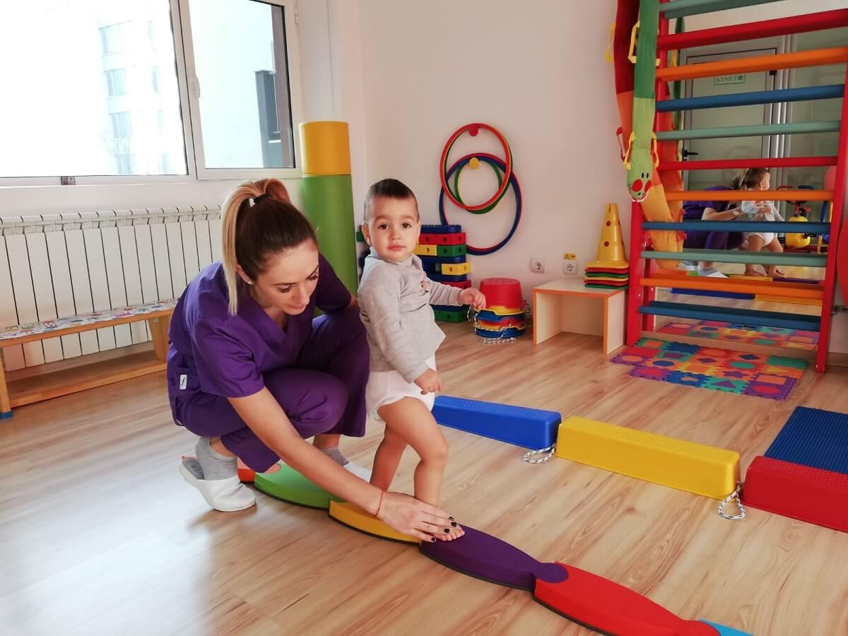 kinetoterapie pediatrică kineto4kids