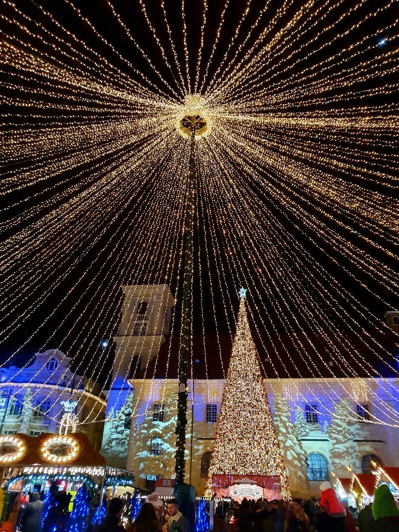 târg de crăciun sibiu