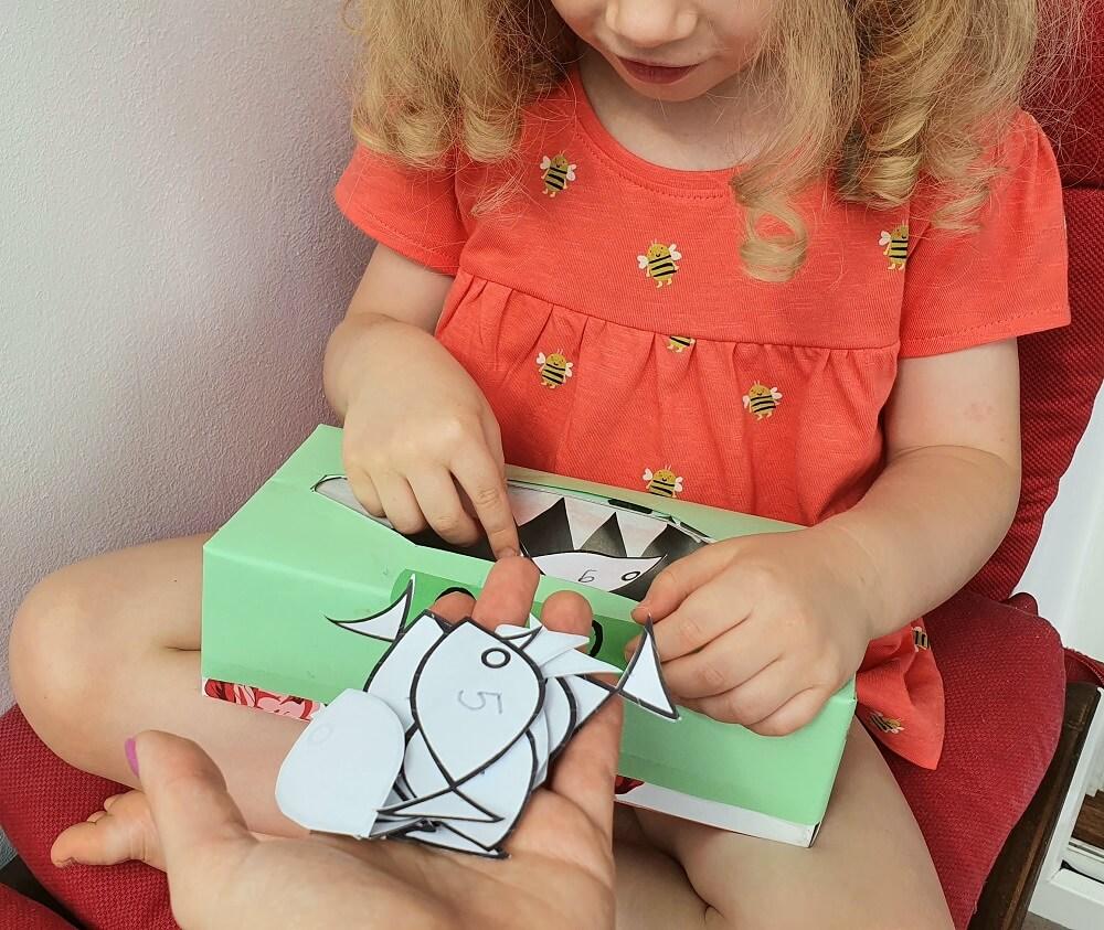 Activitate pentru copiii de 3-4 ani