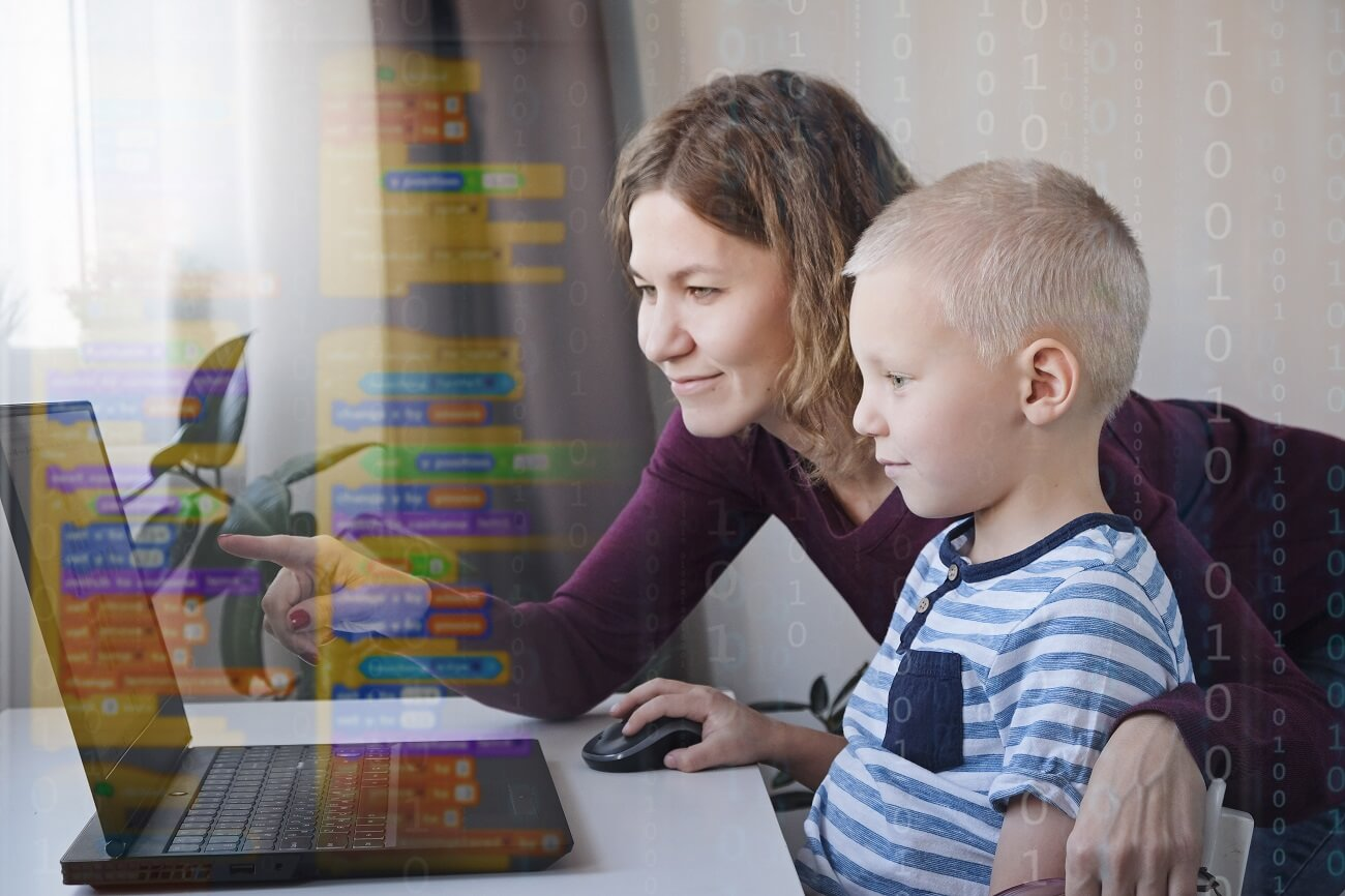 copil părinte tehnologie