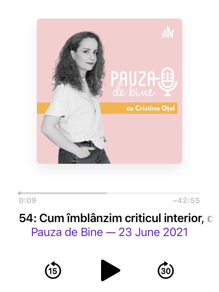 criticul interior